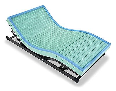 gesund schlafen und leben matratze lumbanorm3d protect. Black Bedroom Furniture Sets. Home Design Ideas