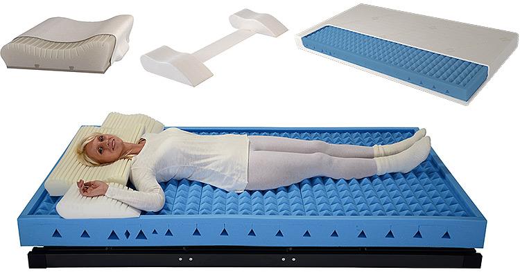 gesund schlafen und leben matratzen nackenst tzkissen unterfederung. Black Bedroom Furniture Sets. Home Design Ideas