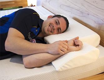 gesund schlafen und leben matratzen nackenst tzkissen gesunde ern hrung. Black Bedroom Furniture Sets. Home Design Ideas